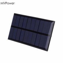 MVPower Solar Cells 5V 1W Polysilicon Solar Panel Charger Portable DIY Sunpower Solar Power Cell Module