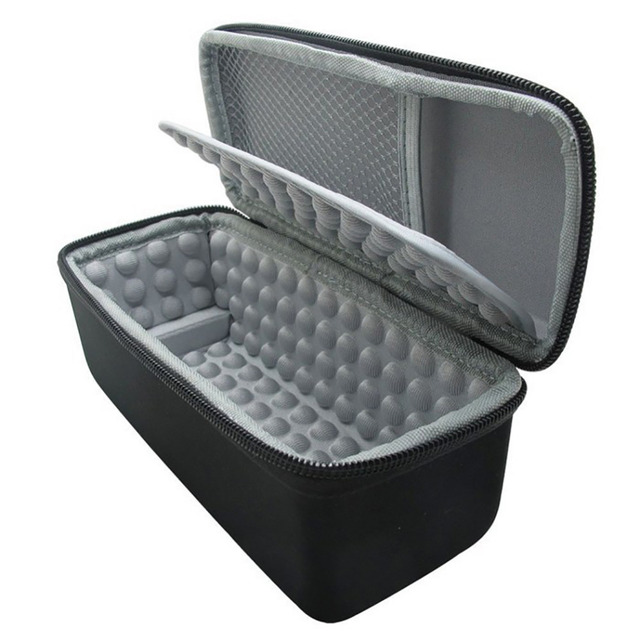 Altavoz Bluetooth inalámbrico EVA Almacenamiento de viaje bolsa de transporte caja funda