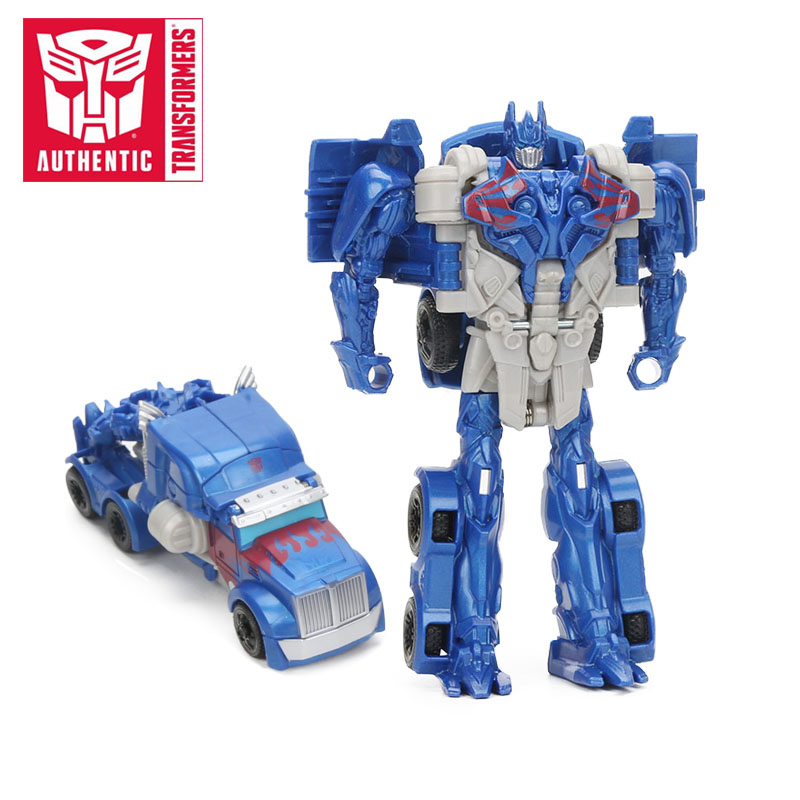 NUOVO Ufficiale Transformers L/'ULTIMO CAVALIERE 1-Step Turbo changer OPTIMUS PRIME