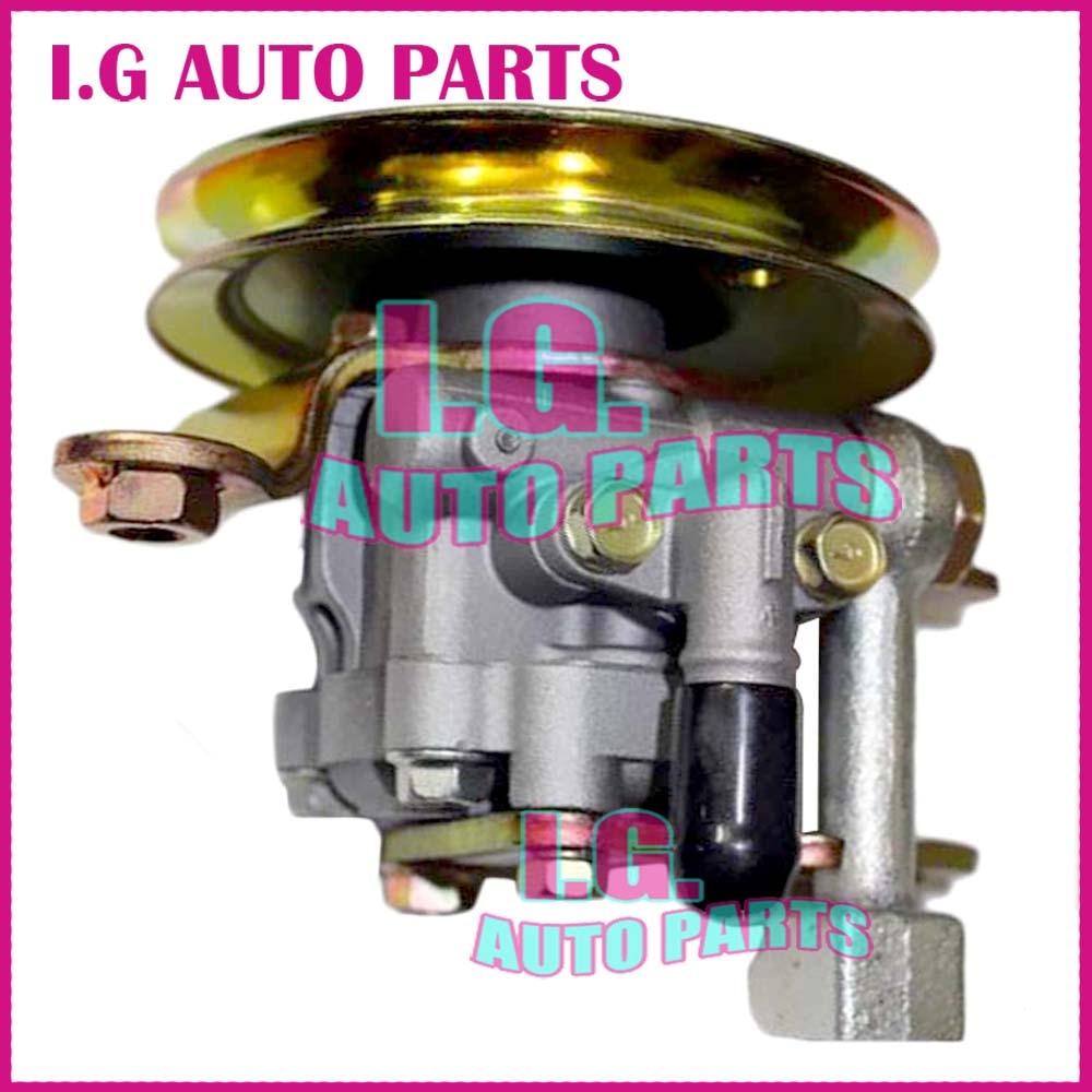 POWER STEERING PUMP For Car Nissan Hardbody TD27 49110-80G11 49110-65G10 new power steering pump assy for nissan urvan 49110 vw000