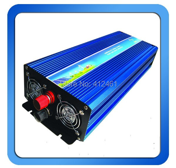 3000W 6000W peak DC 24V to AC 220/230/240V Off Grid Pure Sine wave Solar inverter 3000 watt