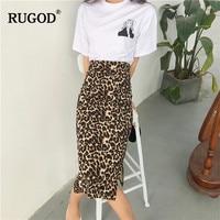 Леопардовая юбка с боковыми разрезами Цена 905 руб. ($11.52) | 19 заказов Посмотреть