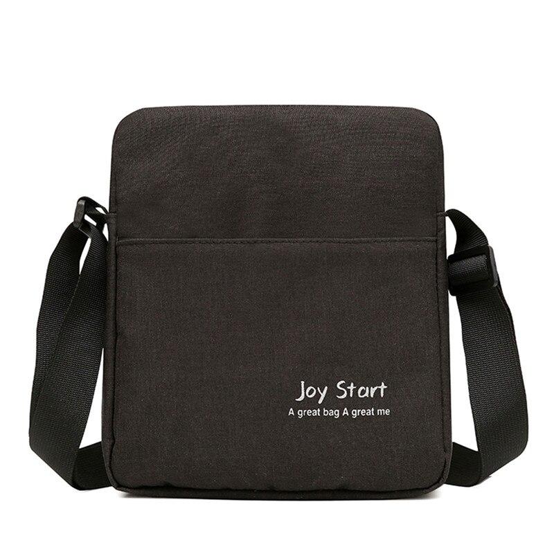 Men 39 s Business Shoulder bags casual nylon bag fashion men messenger bags high quality brand bolsa masculina shoulder bags