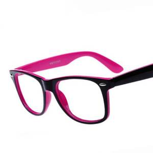 aec233679d BINSYSU glasses frame men women Decorative eyeglasses lens