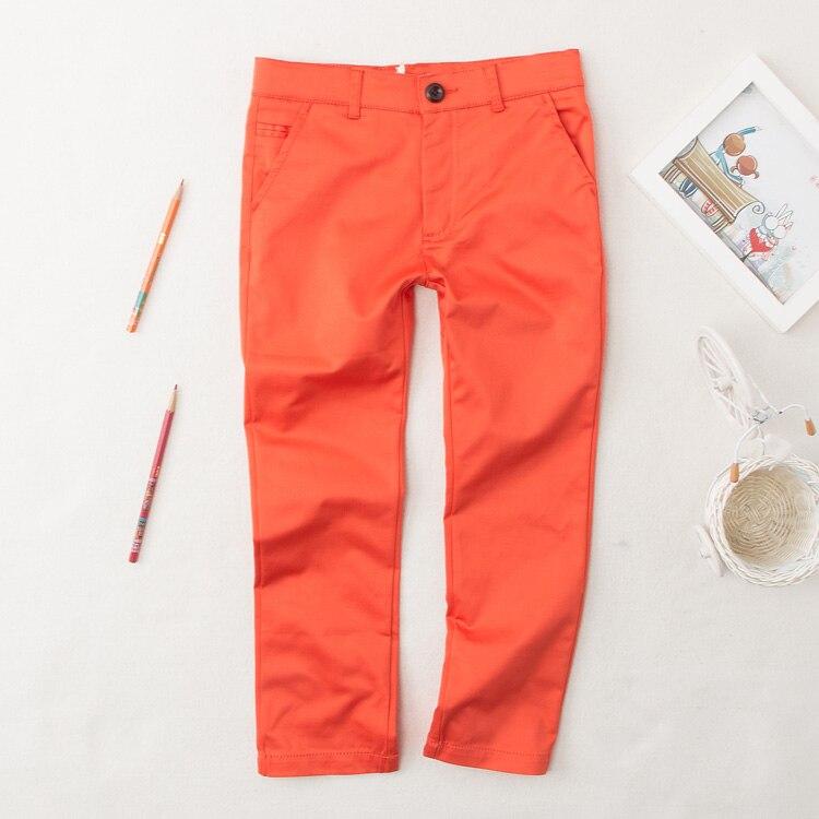 2019 Nové jarní a podzimní dětské neoprénové kalhoty. Chlapci a dívky kalhoty. 4 barvy
