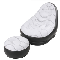 Inflatable Sofa Bed Single Lazy Cr Double Cushion Sofa Leisure Small Stool Simple