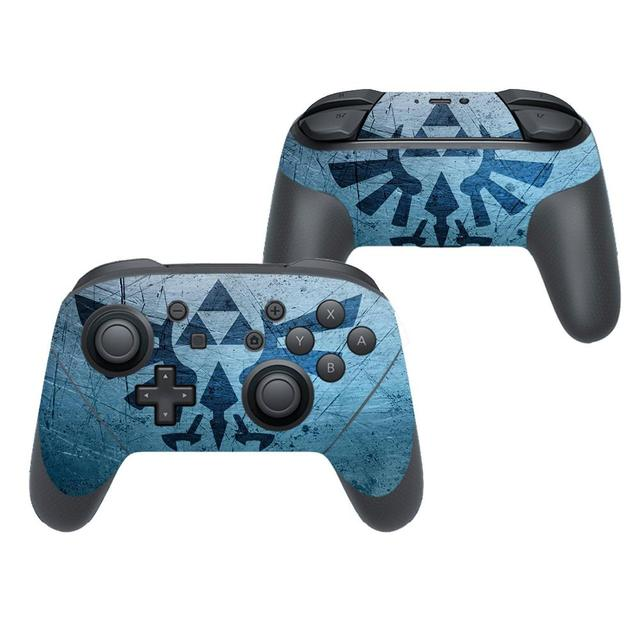 The Legend of Zelda Cover Decal Skin Sticker for Nintendo Switch Pro Controller Gamepad Joypad Nintend Switch Pro Skin Stickers