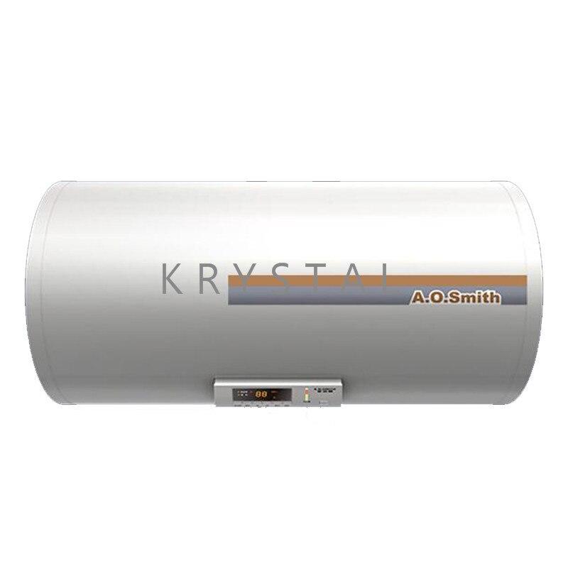 60L Household Electric Water Heater Bathroom Storage Water Heating Machine Reservation Heating Function