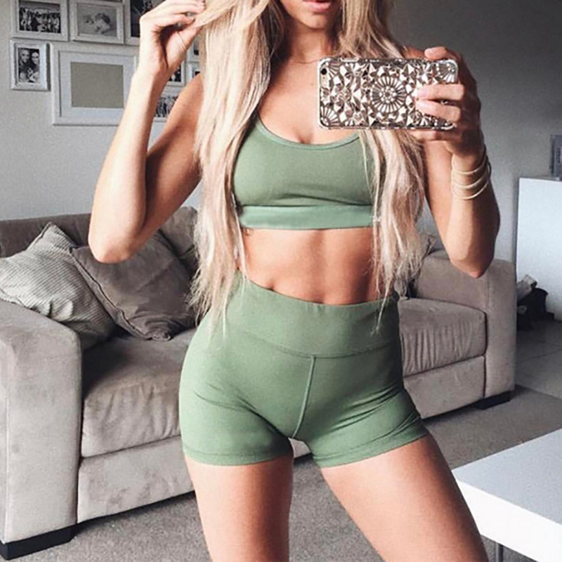 Yoga Set Sport Wear Sports Suit For Women Gym Women's Tracksuits For Fitness Yoga Jumpsuit Bodysuit Sport Set Women Fitness 2 pcs sport suit pants jackets women mens sports suits sport wear women running clothes for men sport set fitness gym couples
