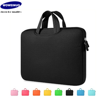 Fancy laptop hand bag laptop sleeve bags