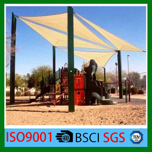 Outdoor Shade Sail Family Essential Patio Net Screen Breathable Mesh Home  Necessary Shade Net 2mx2mx2m(