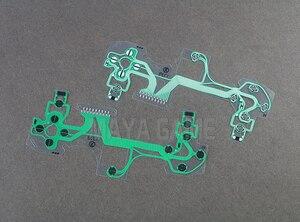 Image 3 - JDS 055 JDS 055 5.0 contrôleur Film conducteur pièce de rechange pour Sony Playstation 4 PS4 Pro clavier PCB Circuit câble