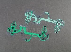 Image 3 - JDS 055 JDS 055 5,0 проводящая пленка для контроллера пленка запасная часть для Sony Playstation 4 PS4 Pro клавиатуры ленточный кабель для печатной платы