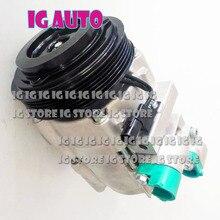 High Quality Brand New HS18 Ac Compressor For Car Hyundai H1 2.4 HCC HS18