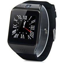 Lg118 smartwatch bluetooth telefon mit 0,3 mt pix kamera nfc schlaf-monitor schrittzähler kamera einzelne sim armbanduhr smart watch