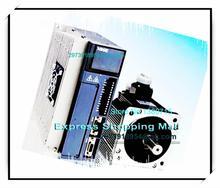 MS-110ST-M05030BZ-21P5+DS3-21P5-PQA 220v 110mm 1.5kw 5nm 3000rpm 2500ppr brake AC servo motor&drive kit& cable