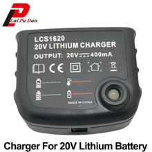 Li-ion Battery Charger For Black&Decker 14.4V 18V 20V Serise Electric Drill Screwdriver Tool Battery Accessory