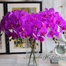 Sztuczny kwiat ORCHIDEA