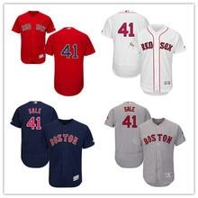 915252d154a MLB Men s Boston Red Sox Chris Gray White Navy blue Cool Base Baseball  Jersey