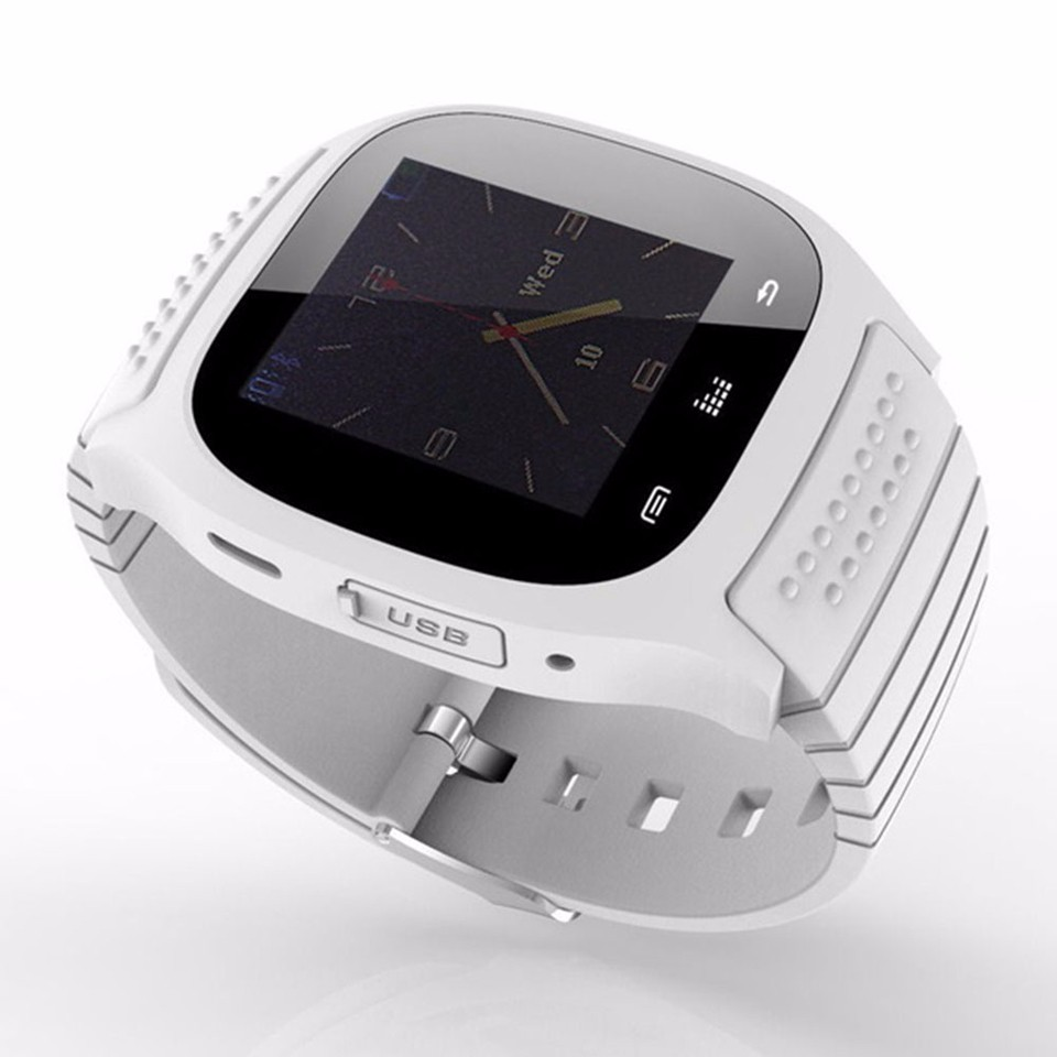SHAOLIN Bluetooth Smart Watch Phone Wearable Devices SmartWatch For Apple Android IOS Mobile Phone PK GT08 DZ09 U8 A9 IWO -17