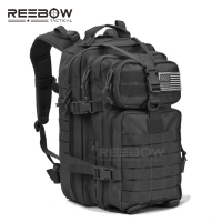 34L Military Tactical Assault Pack Backpack Army Molle Waterproof Bug Out Bag Small Rucksack For Outdoor
