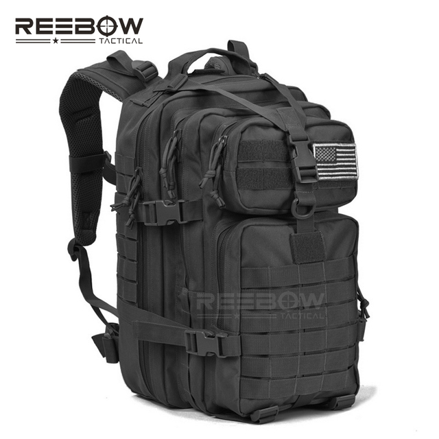 Military Tactical Assault Pack Backpack Army Molle Waterproof Bug Out Bag Small Rucksack For Outdoor Hiking