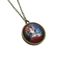 Stranger Things Metal Necklace