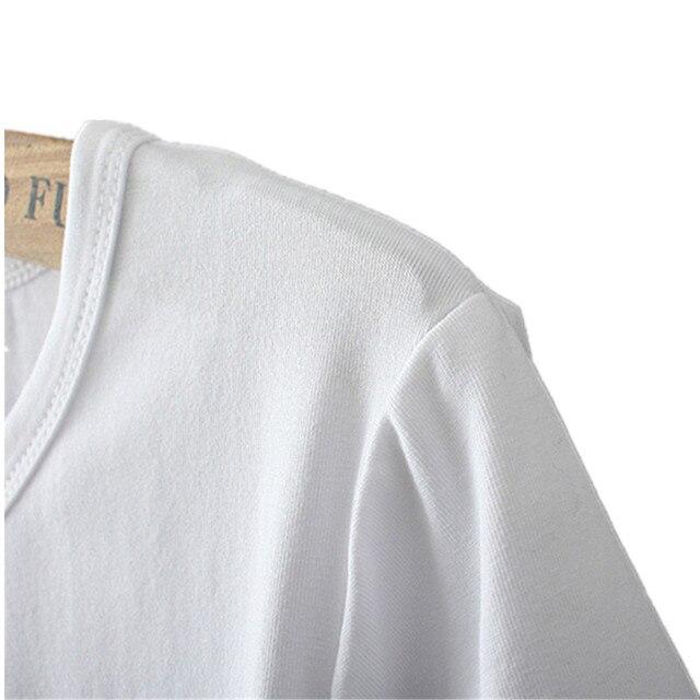 Soatrld Humor Tea Print T Shirt For Women 38