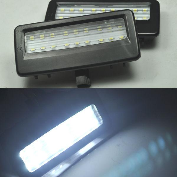 2x Error Free LED SMD vanity mirror visor light For Bmw F10 F11 F07 F01 F02 F032x Error Free LED SMD vanity mirror visor light For Bmw F10 F11 F07 F01 F02 F03