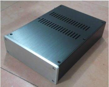 TK2207 Full Aluminum Power amplifier Enclosure/ headphone amp /preamp case DIY