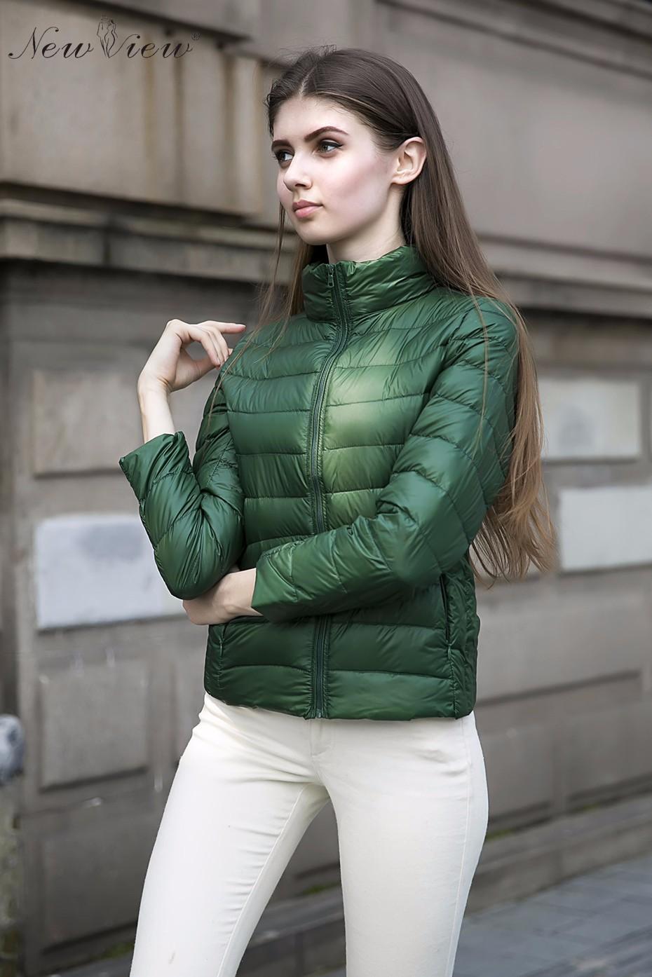 female down jacket