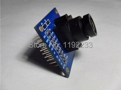 14 81 Módulo De La Cámara Ov7725 Chip De Stm32 E Aprendizaje Integrado En Circuitos Integrados De Componentes Y Sistemas Electrónicos En