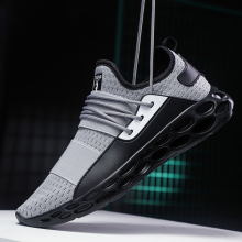 Men Running Shoes Hollow Sole Breathable Size 39-46