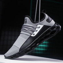 Beita Hollow Sole Men Running Shoes Plus Size 39-46 Men Footwear Breathable Jogging Trainers Sneakers Men Athletic Sport Shoes(China)
