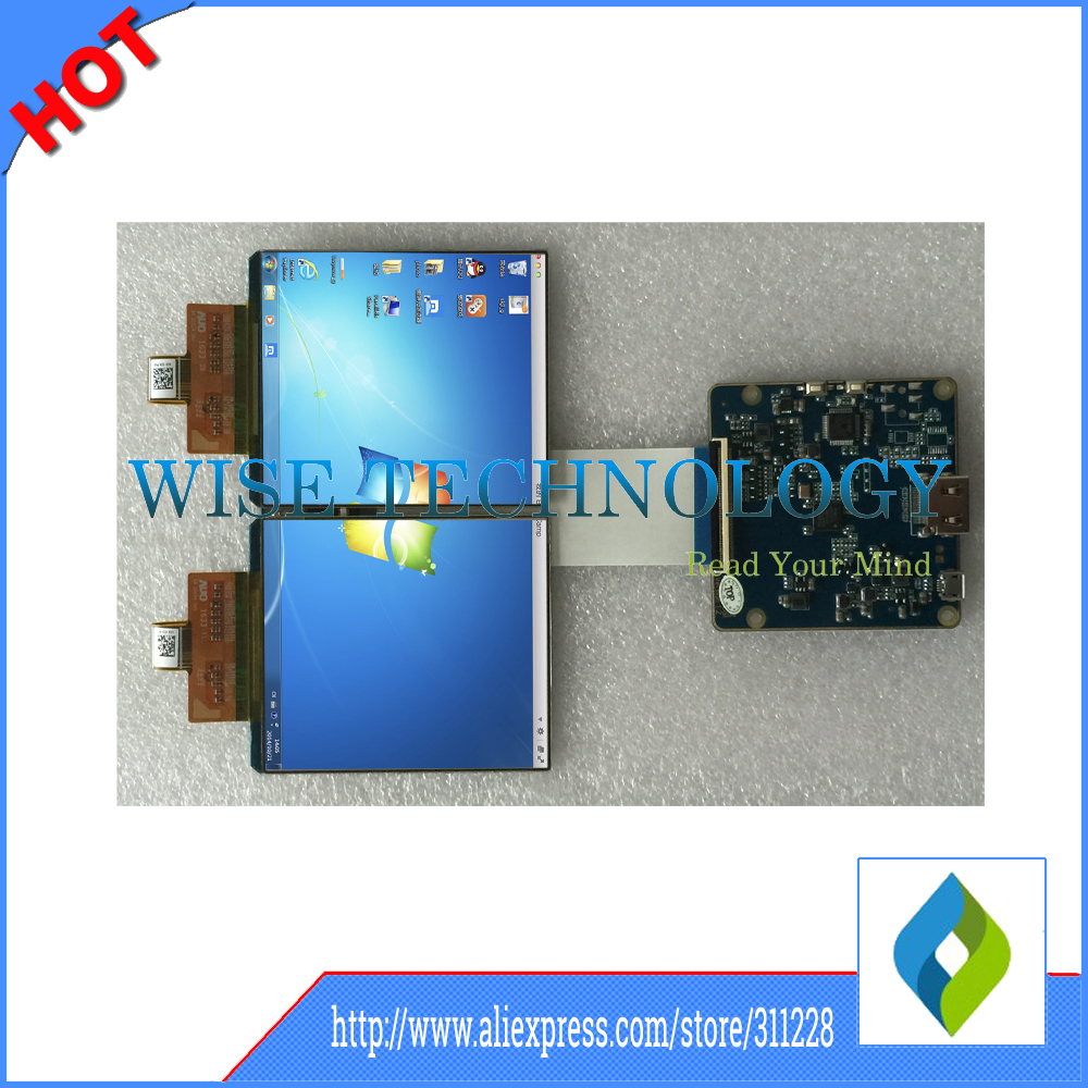 Lcd-Display VR WITH New-Arrival AMOLED Smart Mipi Dsi-Interface Hdmi-Board DIY 10sets
