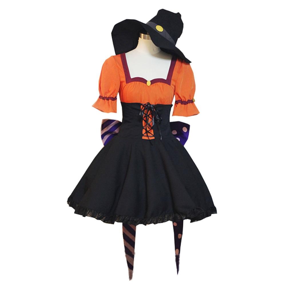 2017 My Hero Academia Cosplay Ochaco Uraraka Costume ...