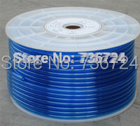 5/16  7.94mm*5mm*100m/roll  Blue polyurethane pu tube with high quaity and good price best price 1002 100 38 41 hand hydraulic carrier polyurethane wheel with aluminum center