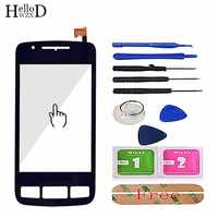 4'' Mobile Phone Touch Screen TouchScreen For Philips Xenium X622 Touch Glass Front Glass Digitizer Panel Lens Sensor 3M Glue