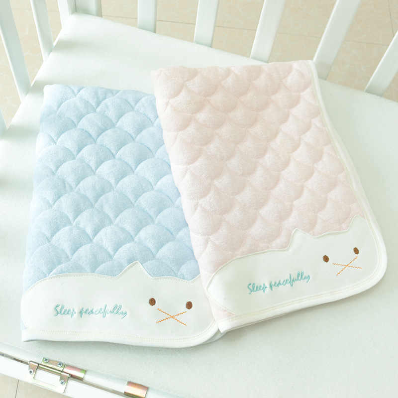 2 tamaño, pañal impermeable de bebé, almohadilla cambiante reutilizable, cubiertas de pañales de alta absorción de agua, almohadillas cambiantes portátiles lavables
