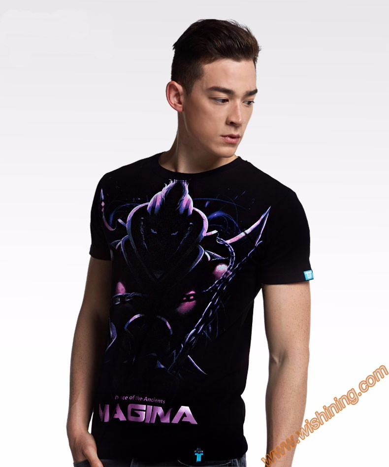 DOTA 2 Anti Mage t-shirts Tee8501 (1)