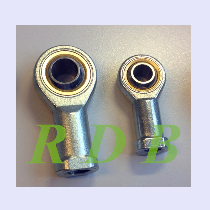 2PCS 8mm Female SI8T//K PHSA8 Ball Joint Metric Threaded Rod End Joint Bearing