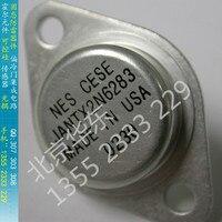 [BELLA]JANTXV2N6283 NPN power transistor diode 80V 20A metal cap to ensure quality 2pcs/lot