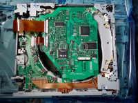 5 PCS CH-05 carregador Fujitsu dez 4 mecanismo CD CH-05-431 para a Toyota Tundra Sequoia Sienna voz navegação DENSO 86120 carro rádio