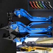 Foldable Aluminum Motorbike Accessories Motorcycle Brake Clutch Levers For SUZUKI Bandit B-KING BKING B KING 2008 2009 2010 2011