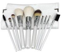10 Pcs Set Makeup Brush High Quality Goat Hair Professional Makeup Free Shipping