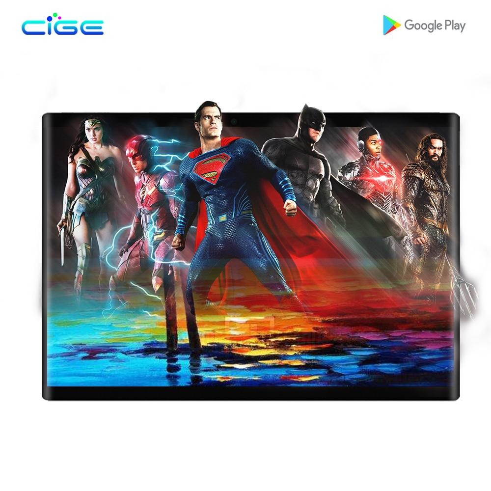 10.1 pouces tablette PC Android 8.0 4G appel téléphonique octa-core 4 GB Ram 64 GB Rom intégré 3G Bluetooth Wi-Fi GPS tablette PC + clavier