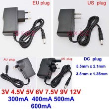 Buy dc 6v 600ma adapter and get free shipping on AliExpress com