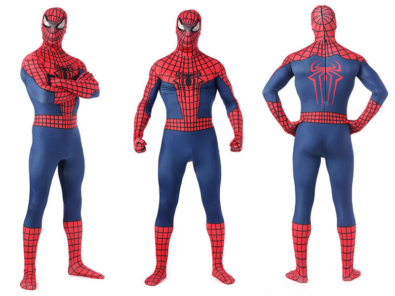Costume spiderman originale adulto