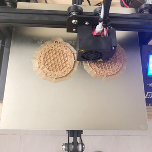 Image 5 - ENERGETIC 3D 인쇄 침대 이동식 스프링 스틸 PEI 빌드 표면 플렉스 플레이트 235x235mm Ender 3 3D 프린터 용
