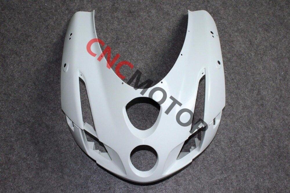 Неокрашенный АБС литья под давлением передний нос Обтекателя Kit Кузов для Ducati 999 749 2003 2004